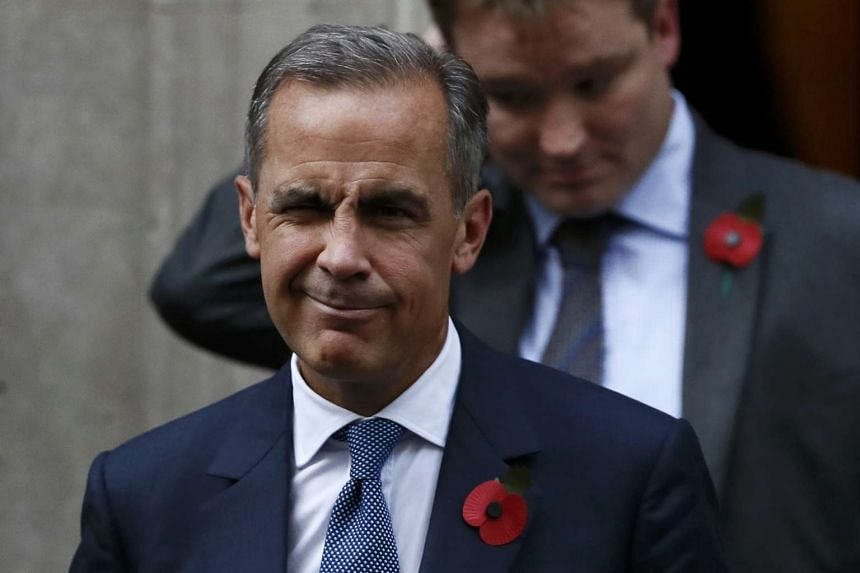 Bank of England Governor Mark Carney said on Monday he has decided to stay in charge of the central bank for an extra year until the end of June 2019 to help smooth Britain's departure from the European Union.