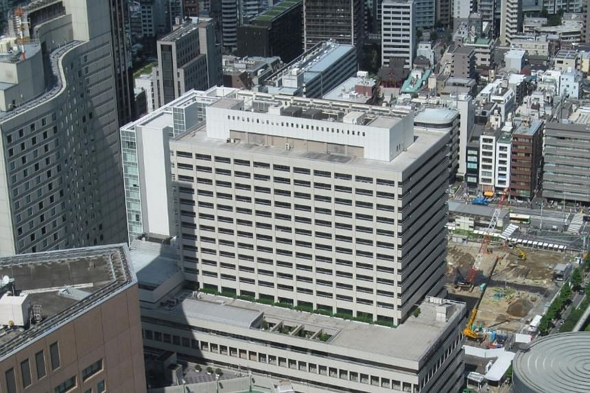 A patient at Tokyo Medical University Hospital was seriously burnt after a laser ignited gas she passed.