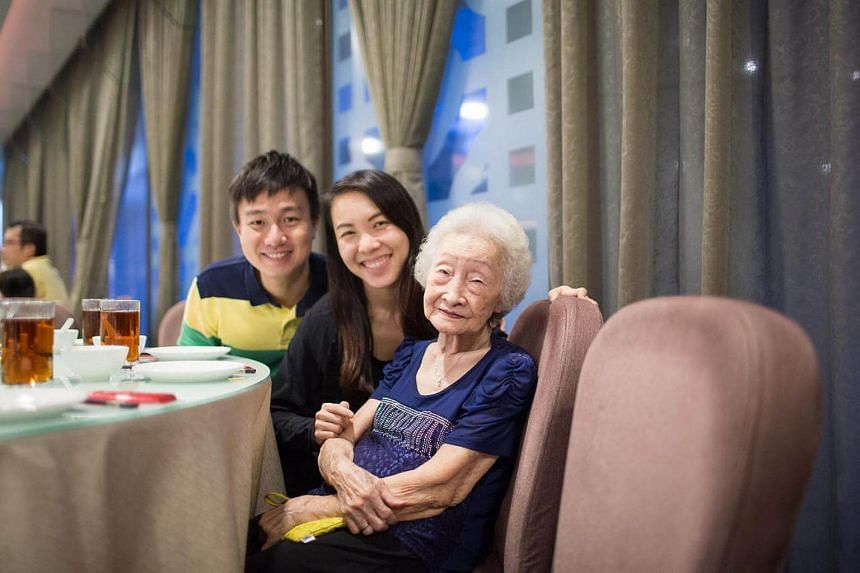 Madam Yuen Soh Ying, 92, fell and fractured her hip in April. The total bill for surgery and rehabilitation was more than $10,000. But between MediShield Life and Medisave, her family only had to pay $100 in cash.