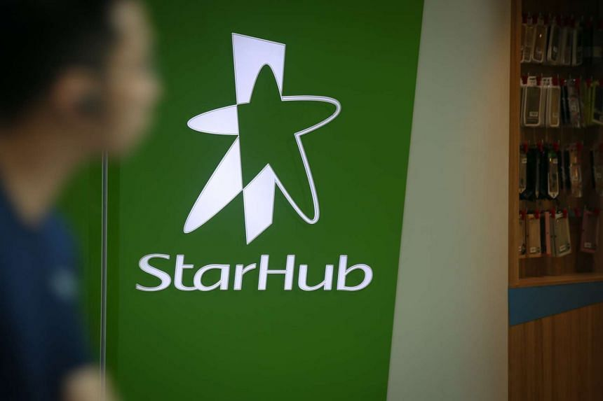 StarHub has posted a 27.6 per cent fall in its third-quarter net profit.