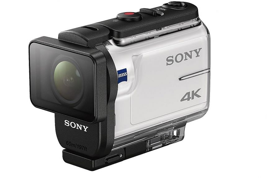 With the Sony FDR-X3000R, the photo quality is equally stellar with great dynamic range and accurate rendition of colours.