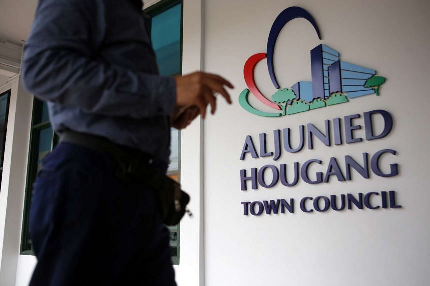 The Workers' Party-run Aljunied-Hougang Town Council (AHTC).