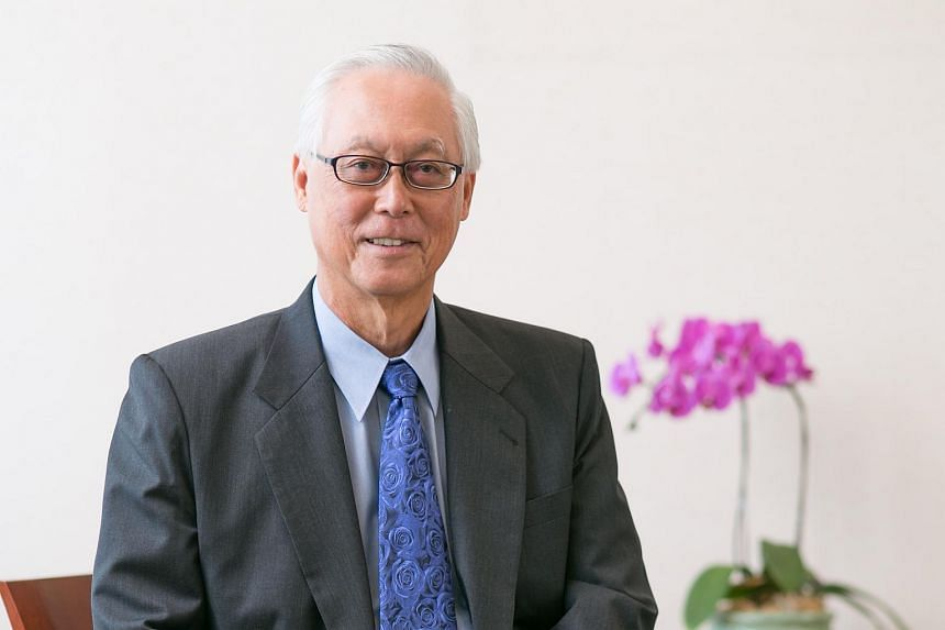 Emeritus Senior Minister Goh Chok Tong will take over the role from April 1 next year.