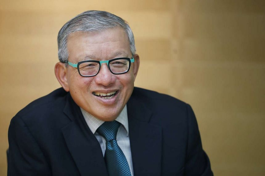 Mr Ho Meng Kit, chief executive officer of Singapore Business Federation (SBF).