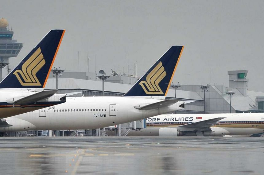 Singapore Airlines will hold a briefing today (Nov 4) on its half year financial results.
