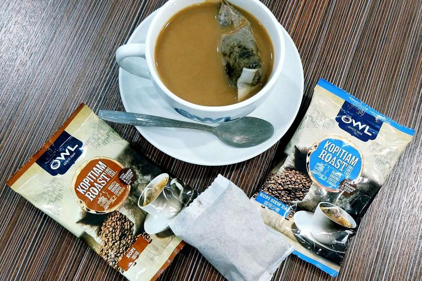 Owl Kopitiam Roast coffee by Owl International Pte Ltd.