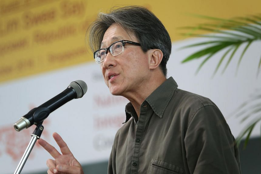 Manpower-lean growth, not manpower-led is the way forward, said Manpower Minister Lim Swee Say on Thursday (Nov 3).