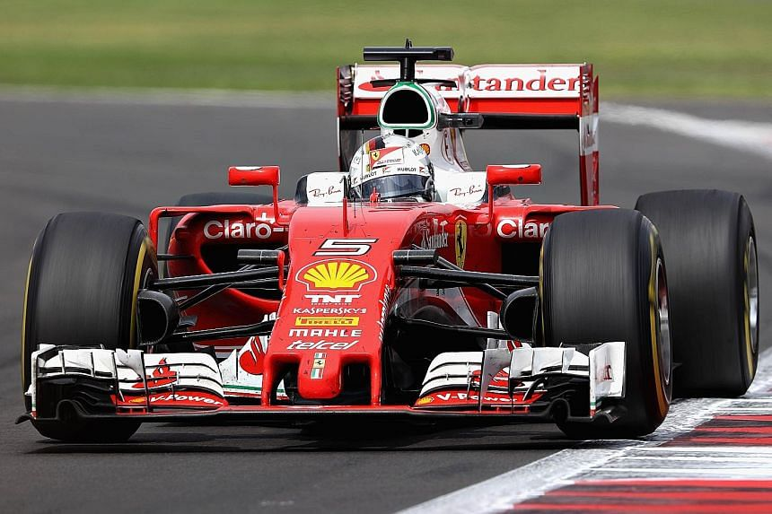 Sebastian Vettel escaped censure, despite using four-letter words against FIA F1 race director Charlie Whiting. The FIA said any similar outbursts would be punished.