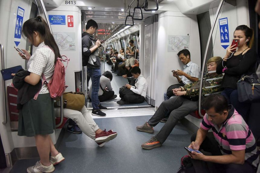 Telcos said that mobile service along the Circle Line would be suspended on Thursday (Nov 3) night.