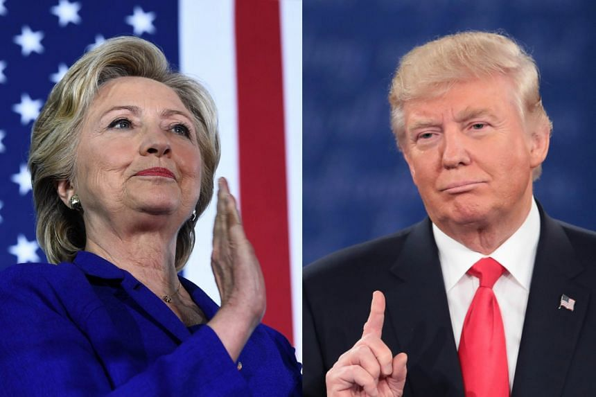 Hillary Clinton is ahead in most polls, but a last-minute surge by Donald Trump may see the election come down to the wire.
