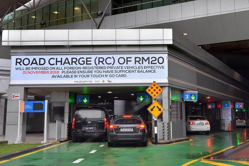 Local companies with operations in Malaysia have shrugged off the the RM20 ($6.60) levy being slapped on Singapore-registered cars crossing the Causeway.
