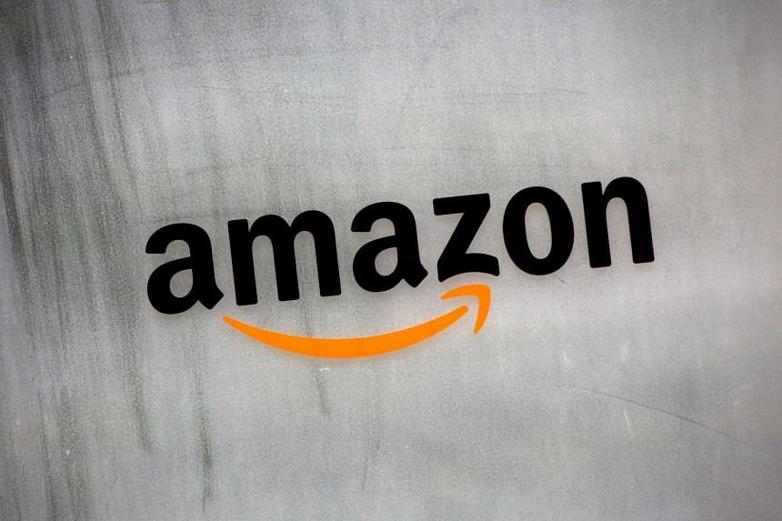 Amazon's logo is seen at Amazon Japan's office building in Tokyo, Japan, on Aug 8, 2016.