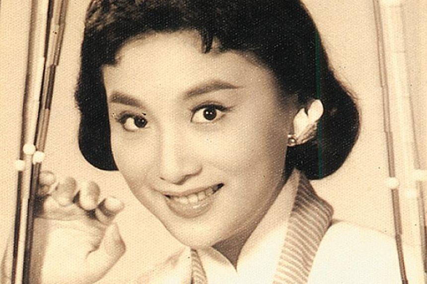 Hsia Meng was well known as martial arts novelist Jin Yong's muse.