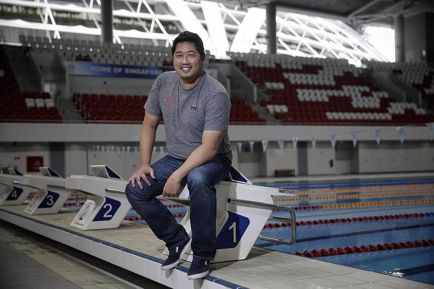 The Singapore Swimming Association (SSA) on Friday (Nov 4) unveiled former national swimmer Gary Tan as head coach of the national training centre (NTC) squad.
