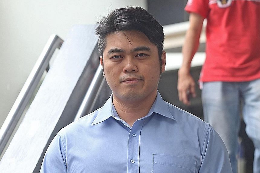 Bryan Lim Sian Yang pleaded guilty to making a threatening, abusive or insulting communication under the Protection from Harassment Act.