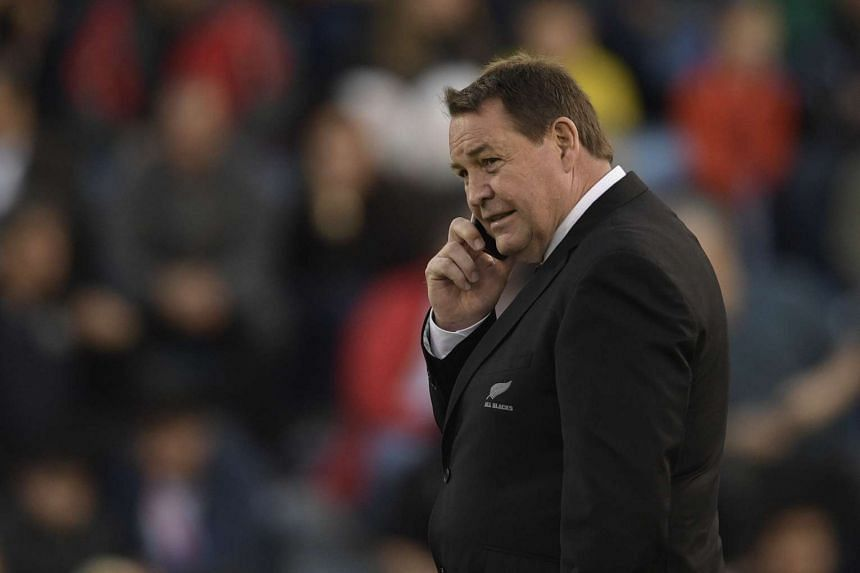 "New Zealand coach Steve Hansen has said that the ""right team"" won the rugby international, despite his team's loss to Ireland."