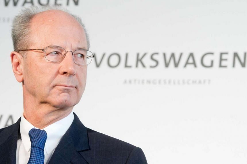 Volkswagen supervisory board chairman Hans Dieter Poetsch has been included into a probe by German prosecutors over suspected market manipulation.