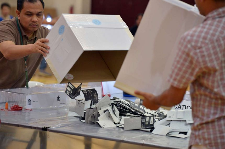 Ballot papers and documents used in the Bukit Batok by-election in May will be destroyed on Nov 12.