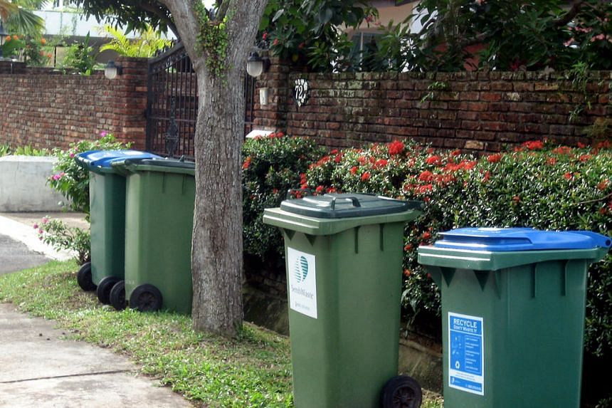 Garbage collection fees for homes will be raised next year by the National Environment Agency (NEA), due to higher operating costs.