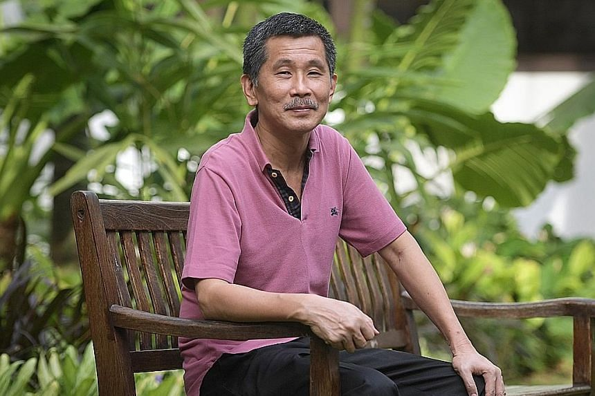 After surgery, Mr Lim was on medical leave for six weeks without pay as he was a daily- rated employee.