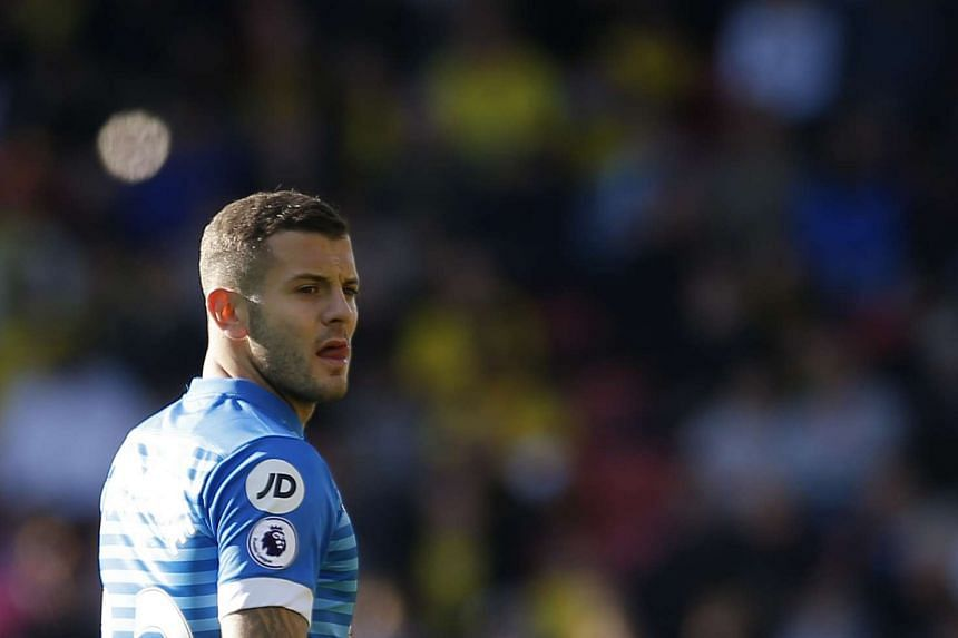 Midfielder Jack Wilshere said he would be willing to leave Arsenal if he fails to make it on to the team when his loan spell at Bournemouth is over.