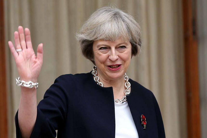 "British Prime Minister Theresa May said that Britain and the US would remain ""strong and close partners on trade, security and defence""."