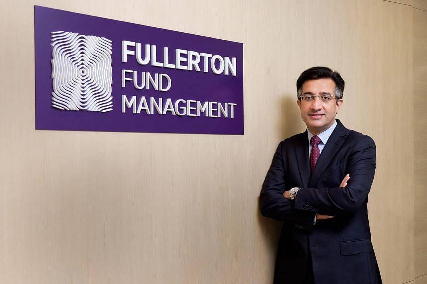 Manraj Sekhon, CEO of Fullerton Fund Management, has left the firm.