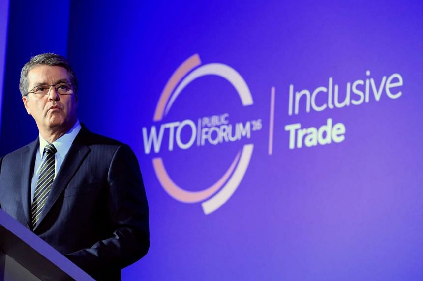 World Trade Organisation Director-General Roberto Azevedo tweeted that he would support the administration of Donald Trump in ensuring trade was a positive force for job creation.