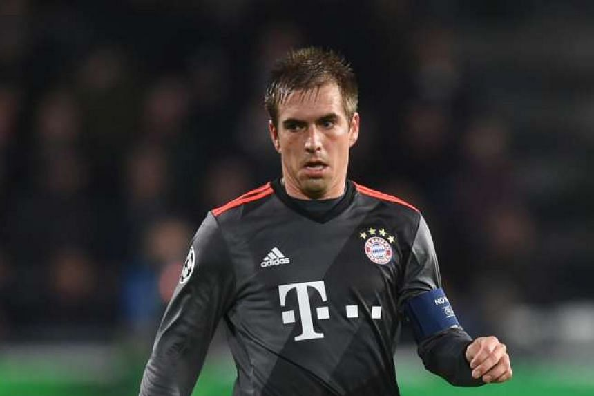 Bayern Munich's defender Philipp Lahm hinted that he may retire from football at the end of the season.