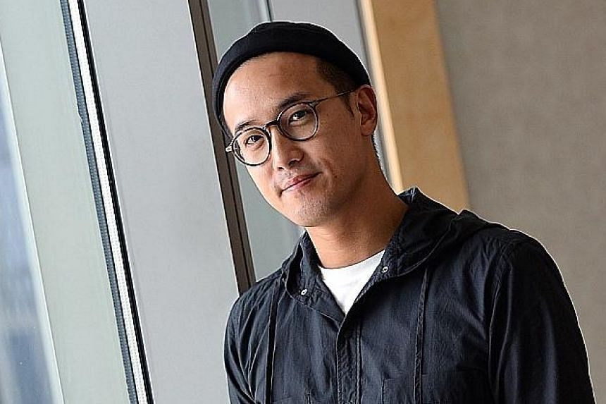 Derek Tsang made sure every detail in Soul Mate was correct.