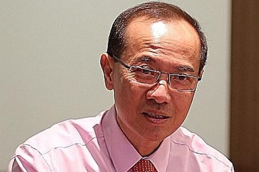 FREEDOM OF NAVIGATION CRITICAL: Singapore's primary consideration is to ensure freedom of navigation in the region, particularly through the Strait of Malacca and Singapore, which is by far the busiest sea lane in the world... - MR GEORGE YEO, on why