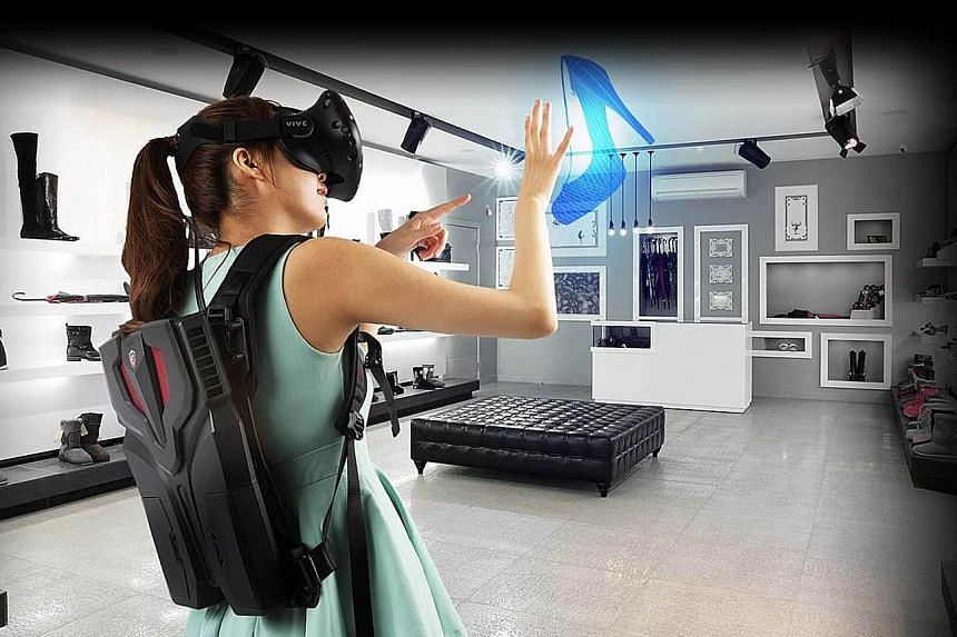 At Berlin's IFA 2016 consumer tech show in September, HP unveiled its Pavilion Wave, a cylindrical speaker-like computer that responds to voice commands, to better target home users. Backpack PCs such as the MSI VR One are designed such that they can