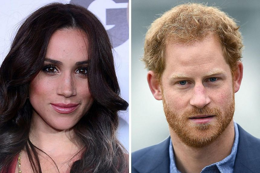 """Prince Harry and American actress Meghan Markle have been in a relationship for several months. The prince says his girlfriend has been subject to a """"wave of harassment"""" by the media, and he is worried about her safety."""