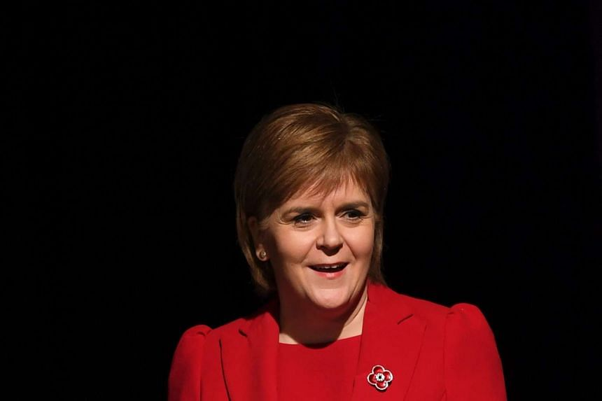 "Scotland's First Minister Nicola Sturgeon said that many would ""feel a real sense of anxiety"" after Donald Trump's US presidential win."
