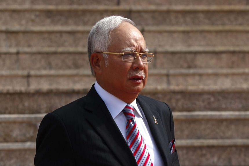 """Malaysian Prime Minister Najib Razak said that Donald Trump won the White House because of his """"appeal to Americans who have been left behind""""."""