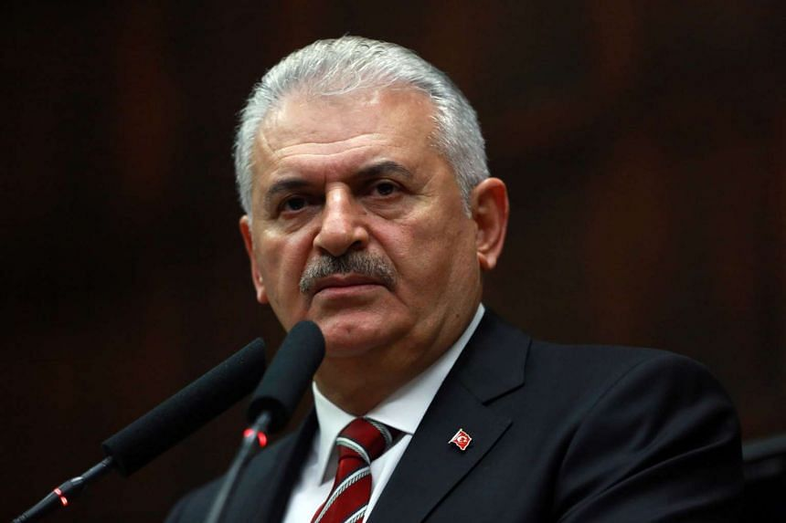 Turkish Prime Minister Binali Yildirim has congratulated US president-elect Donald Trump on his win.