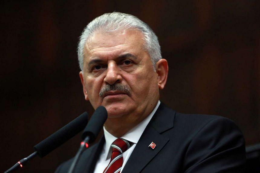 Turkish Prime Minister Binali Yildirim has congratulated US president-elect Donald Trump on his win.