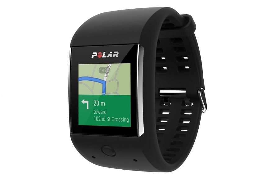The M600's GPS distance tracking is very reliable.