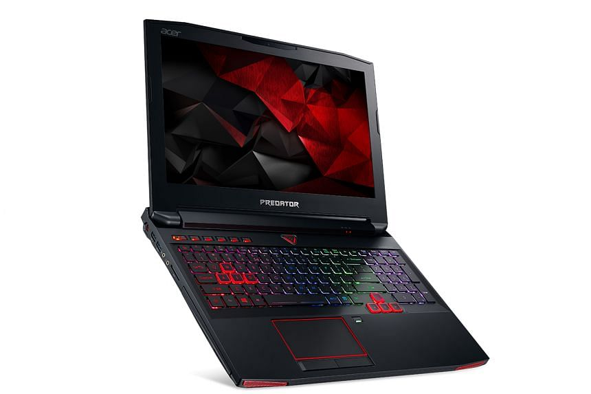 The Acer Predator 15 shows a significant increase in performance over the 17X.
