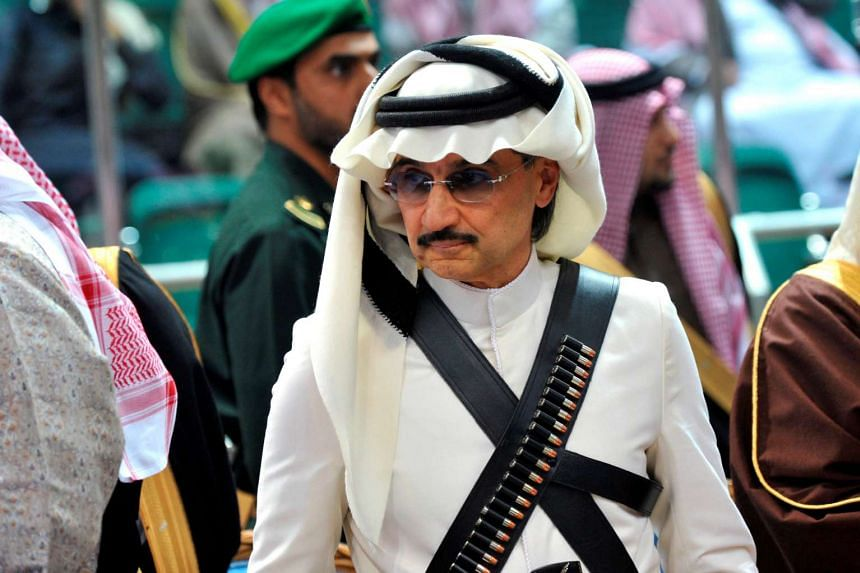 Saudi businessman Prince Alwaleed bin Talal sent congratulations to US President-elect Donald Trump, after the latter won the presidential race.