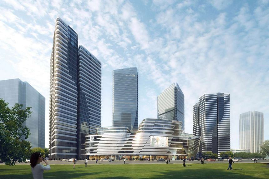 City Developments Ltd reported on Thursday (Nov 10) a 60.1 per cent jump in net profit for its third quarter to S$170.3 million from S$106.4 million a year ago.