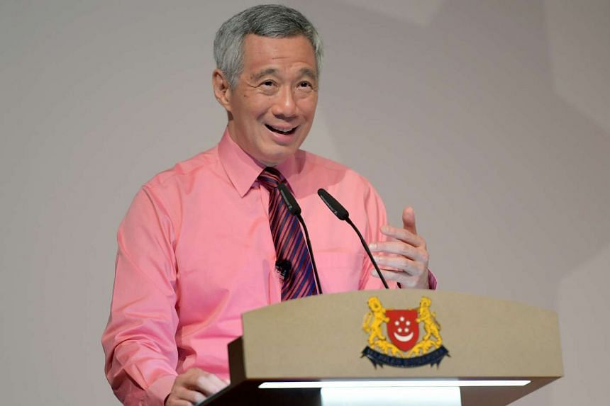 Prime Minister Lee Hsien Loong has extended his congratulations to US president-elect Donald Trump and running mate Mike Pence.