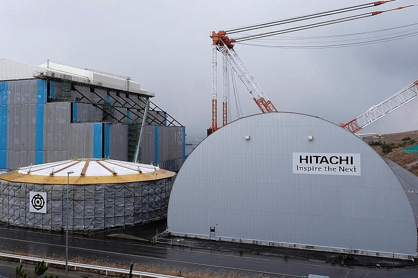 A deal with India could benefit Japanese makers of nuclear components, such as Hitachi, which face shrinking business prospects after the 2011 Fukushima disaster.