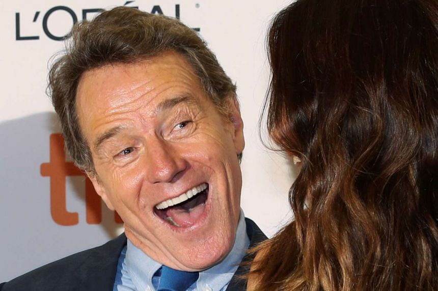 Breaking Bad actor Bryan Cranston is among several stars who said they would quit the US for Canada if Donald Trump won.