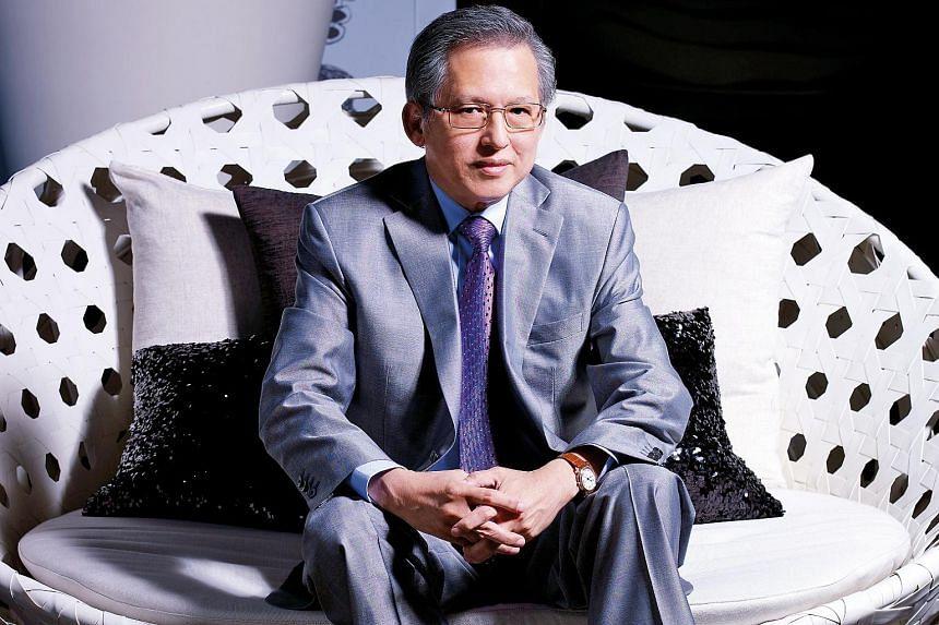 Kwek Leng Beng, chairman of Hong Leong Group.