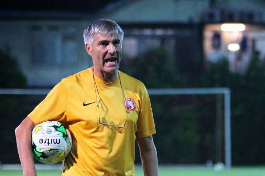 Garena Young Lions coach Patrick Hesse will pursue other opportunities after leaving the S-League side midway through his two-year deal.