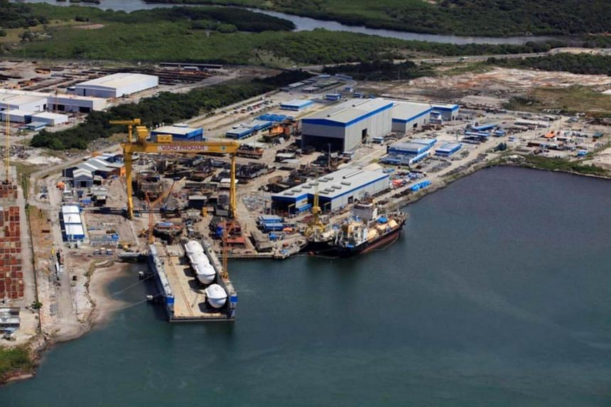Vard is now focusing its Brazillian shipbuilding activities at the Promar yard.
