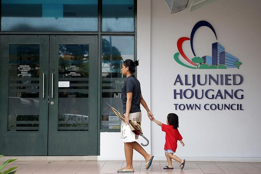 AHTC has until today to tell the the HDB if it will appoint a third party to recover improper payments made in the past.