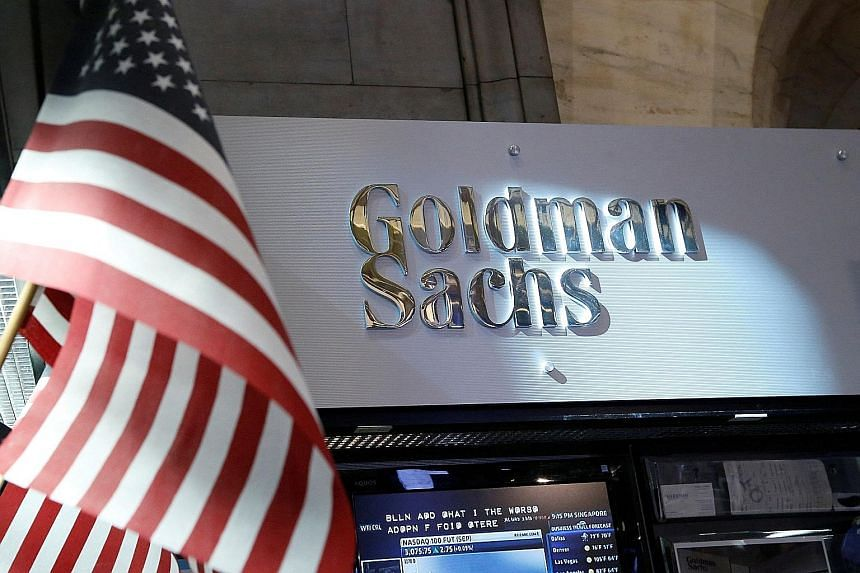 """American bank Goldman Sachs - which has London as its European base - relies on the EU's """"passporting"""" system that allows it to sell across the euro zone without setting up shop in each member state, a right it expects to lose after Brexit."""