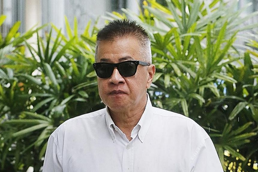 Yak (above) was Mr Low's relationship manager and the banker in charge of the 1MDB account for BSI. Court documents said Yak had forged a reference letter for Mr Low in November 2012 to help the Malaysian financier avoid questioning from another fina